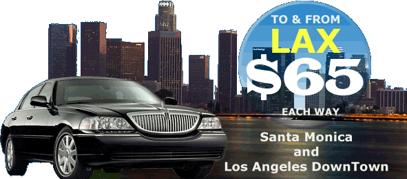 lax car service santa monica